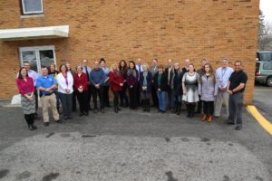 Press Release: Local Groups Form Community Coalition for Suicide Prevention