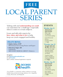 Local Parent Series
