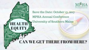 MCA Speaks at Maine Public Health Conference